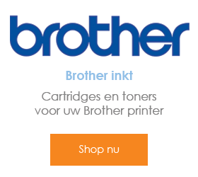 Inktcartridges en Toners geschikt voor Brother