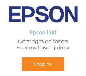 Inktcartridges en Toners geschikt voor Epson