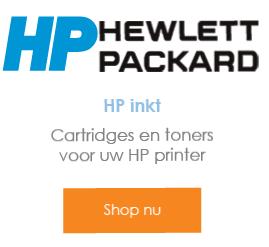 Inktcartridges en Toners geschikt voor HP